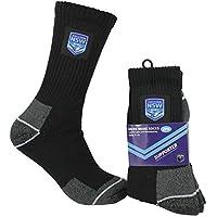 NRL Men's NSW State of Origin Work Socks