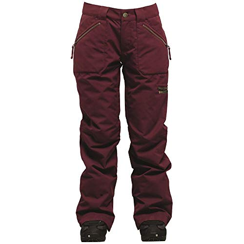 BONFIRE(ボンファイア)WOMENS PEARL PANT PLUM CANVAS サイズM WOMENS GOLD COLLECTION ウェア パンツ ...