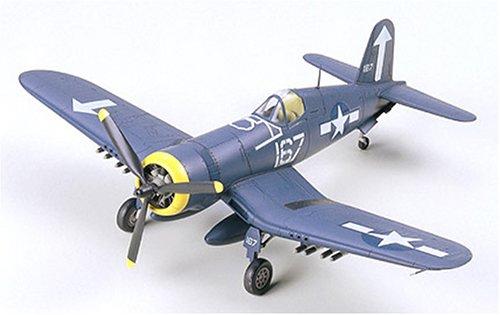 タミヤ 1/72 ウォーバードコレクション No.52 アメリカ海軍 ヴォート F4U-1D コルセア プラモデル 60752