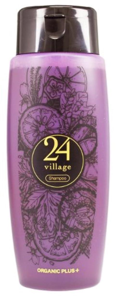 減る宣言する小競り合い24Village Shampoo