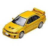 トミカリミテッドヴィンテージ ネオ 1/64 LV-N187a 三菱 ランサーGSR エボリューションV 黄 (メーカー初回受注限定生産) 完成品