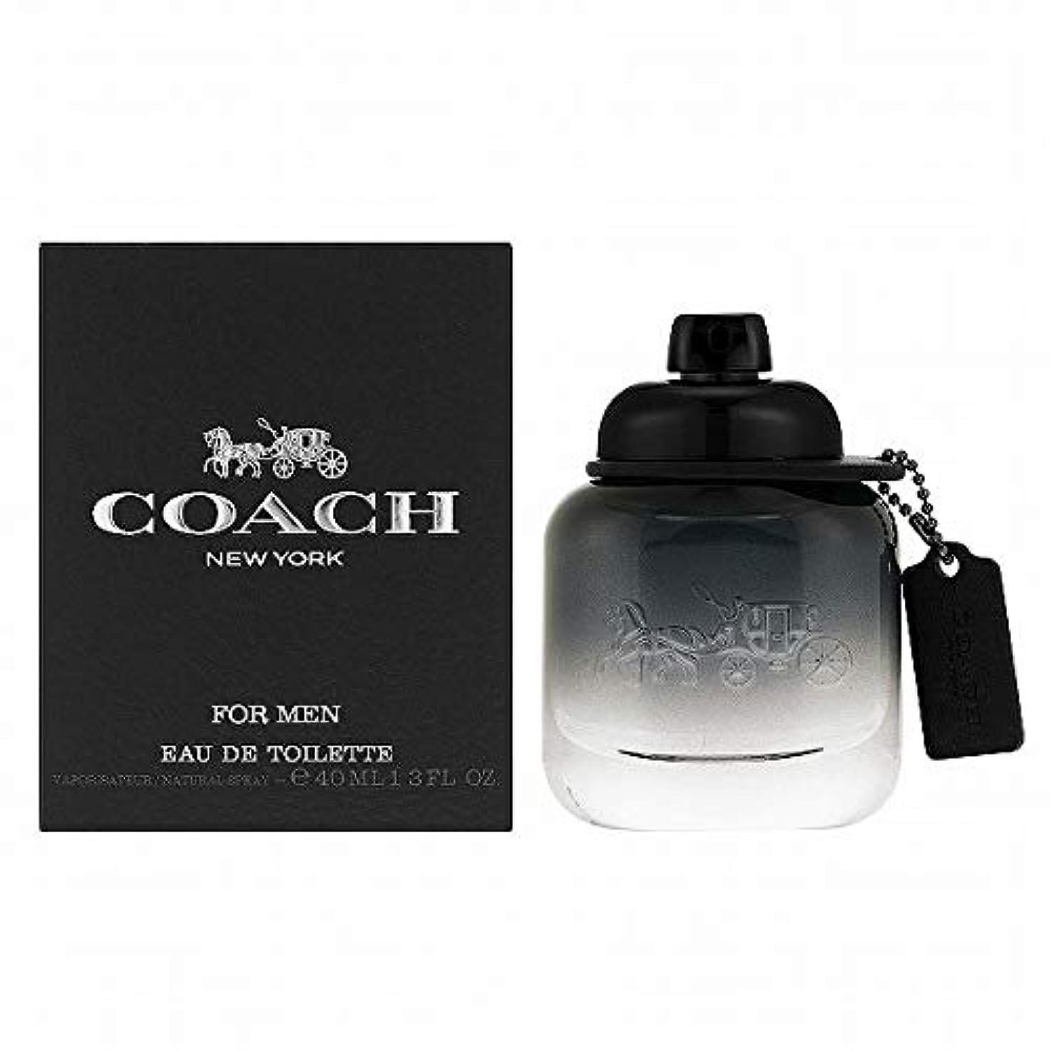 プラスひそかに故意にコーチ 香水 CO-MANETSP-40 マン オードトワレ 40ml【メンズ】 [並行輸入品]