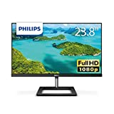 PHILIPS モニターディスプレイ 241E1D 11 (23.8インチ IPS Technology FHD 5年保証 HDMI D-Sub DVI-D フレームレス)