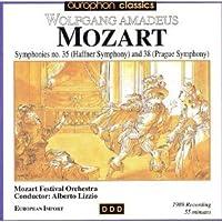 Mozart : Symphony 35 & 38
