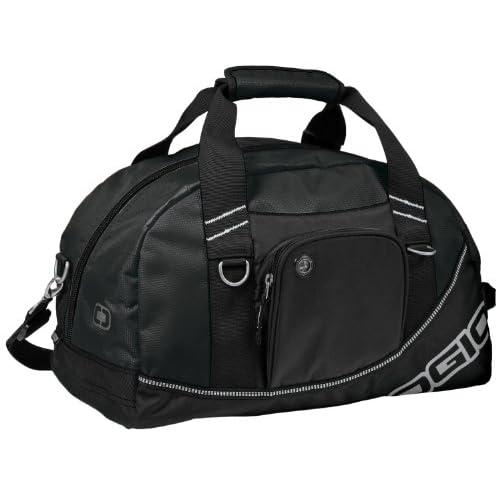 [オジオ] ボストンバッグ HALF DOME 重量約0.5Kg/サイズ約H25×W46×D23cm 711007 03 ブラック