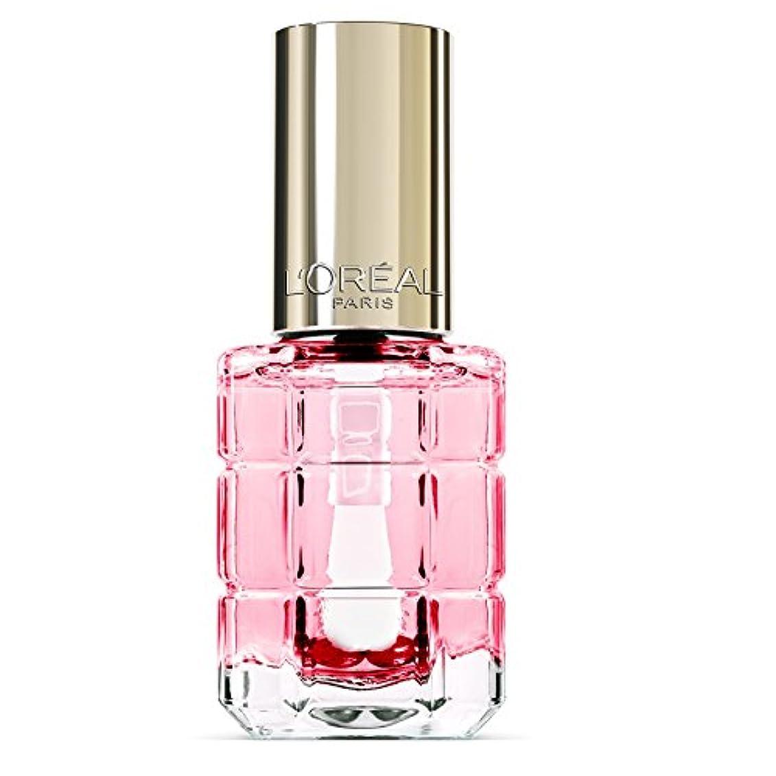 便益シーンロックL'Oréal Paris Make Up Designer Color Riche Maniküre Ölmalerei Grundlage von Nagellack Kamelie für Wachstum der...