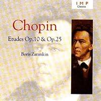Chopin;Etudes Op.10 & 25