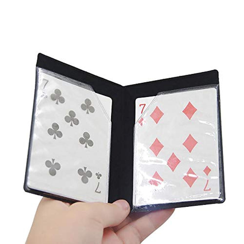 【手品 マジック】Optical Wallet/オプティカルワレット トランプ印刷技術 近景マジック道具 手品道具