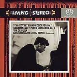 チャイコフスキー:ピアノ協奏曲第1番/ラフマニノフ:ピアノ協奏曲第2番