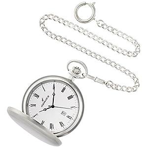 [アエロウォッチ]AEROWATCH 懐中時計 デイト ハンターケース 42823 AA01 【正規輸入品】