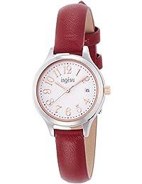 [アンジェーヌ]ingene 腕時計 クオーツ 無機ガラス 3気圧防水 AHJT416 レディース
