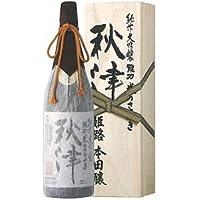 龍力 純米大吟醸 米のささやき 秋津 1800ml