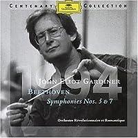 Beethoven;Symphonies 5&7
