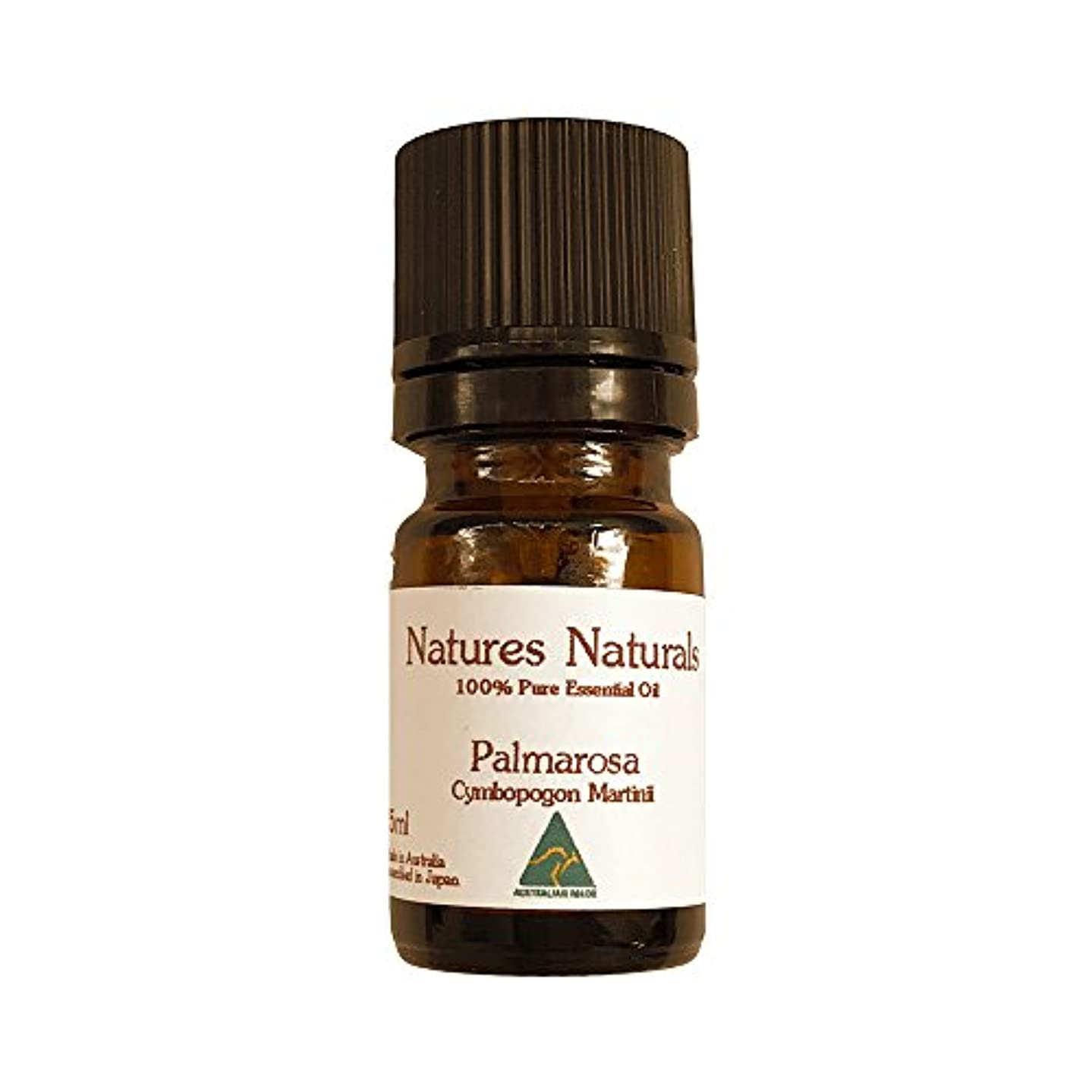 ネーピアハプニングそれに応じてパルマローザ エッセンシャルオイル 100% 精油 5ml