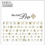 写ネイル ネイルシール Sha-NailPlus Sakura Blossom Gold SB-PG