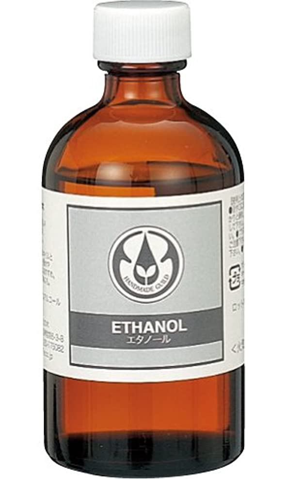 収容する自伝非互換エタノール100ml 瓶入り