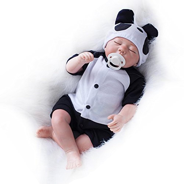 Realistic Rebornベビー人形Boys Look Real Vinlyシリコン20インチSleeping新生児赤ちゃんキッズ用