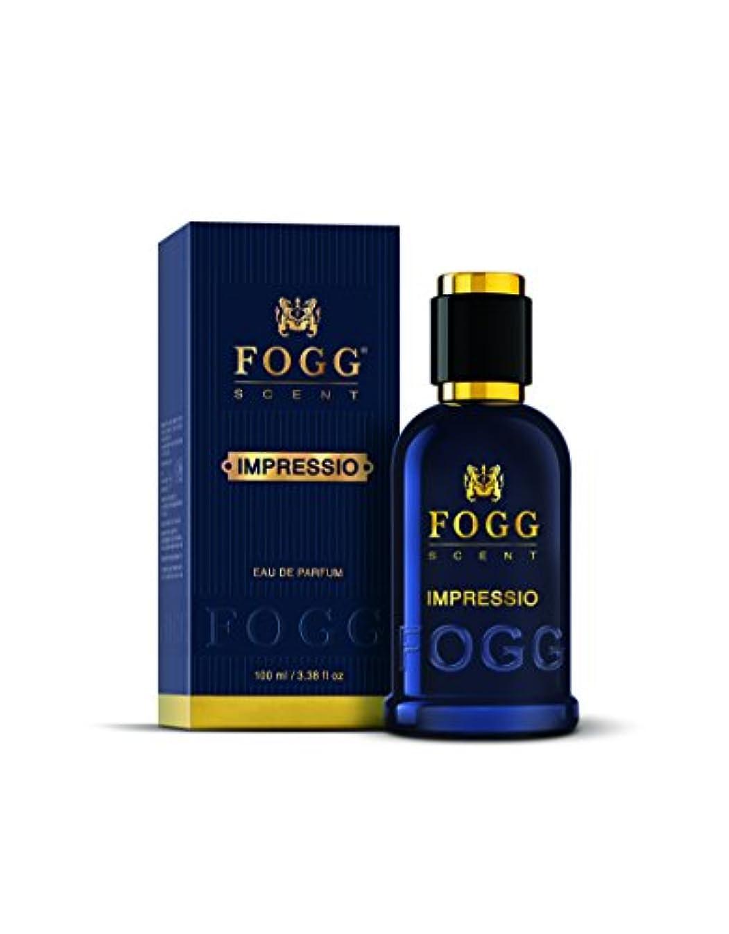疾患湖散歩Fogg Impressio Scent for Men, 100ml