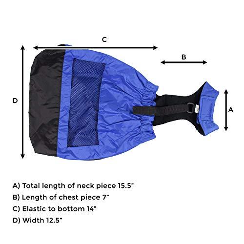 『ウォーキン・半身不随ペット用ドラッグバッグ、Sサイズ』の1枚目の画像