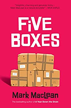 Five Boxes by [MacLean, Mark]
