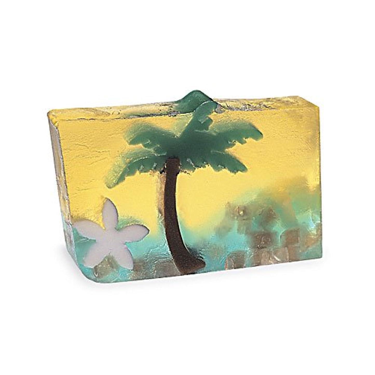 お風呂を持っている磨かれた休みプライモールエレメンツ アロマティック ソープ / パラダイスサンセット 180g