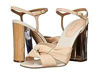 [カルバンクライン] Calvin Klein レディース Laureen ヒール Sandstorm Cervo Leather US5(21.5cm) - M [並行輸入品]