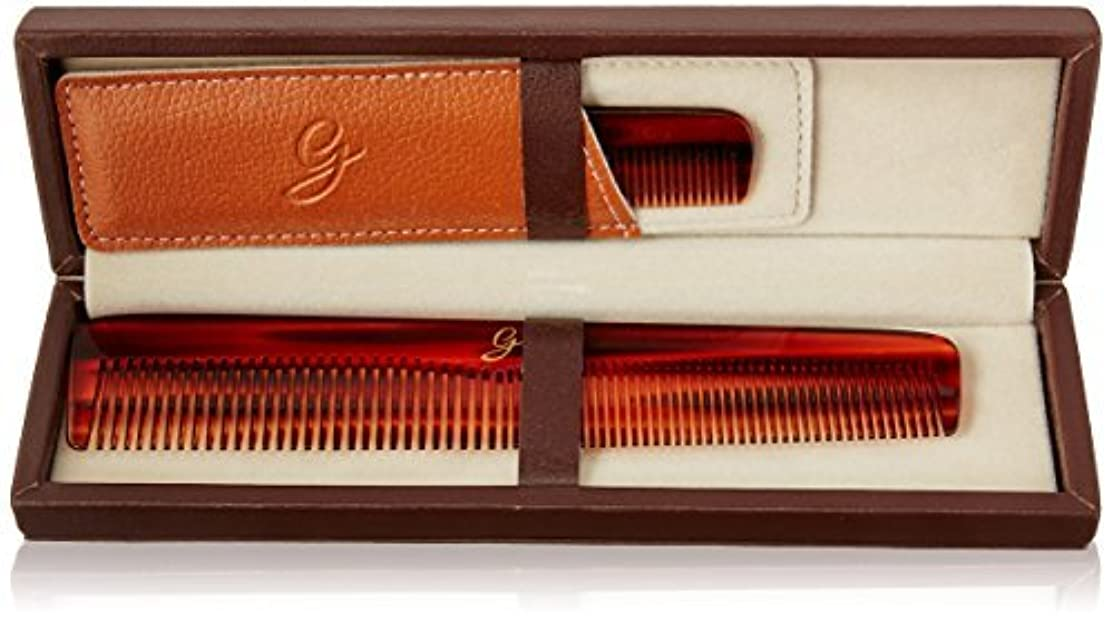 スラム街責め手書きCreative Hair Brushes The Perfect Gentleman Comb [並行輸入品]