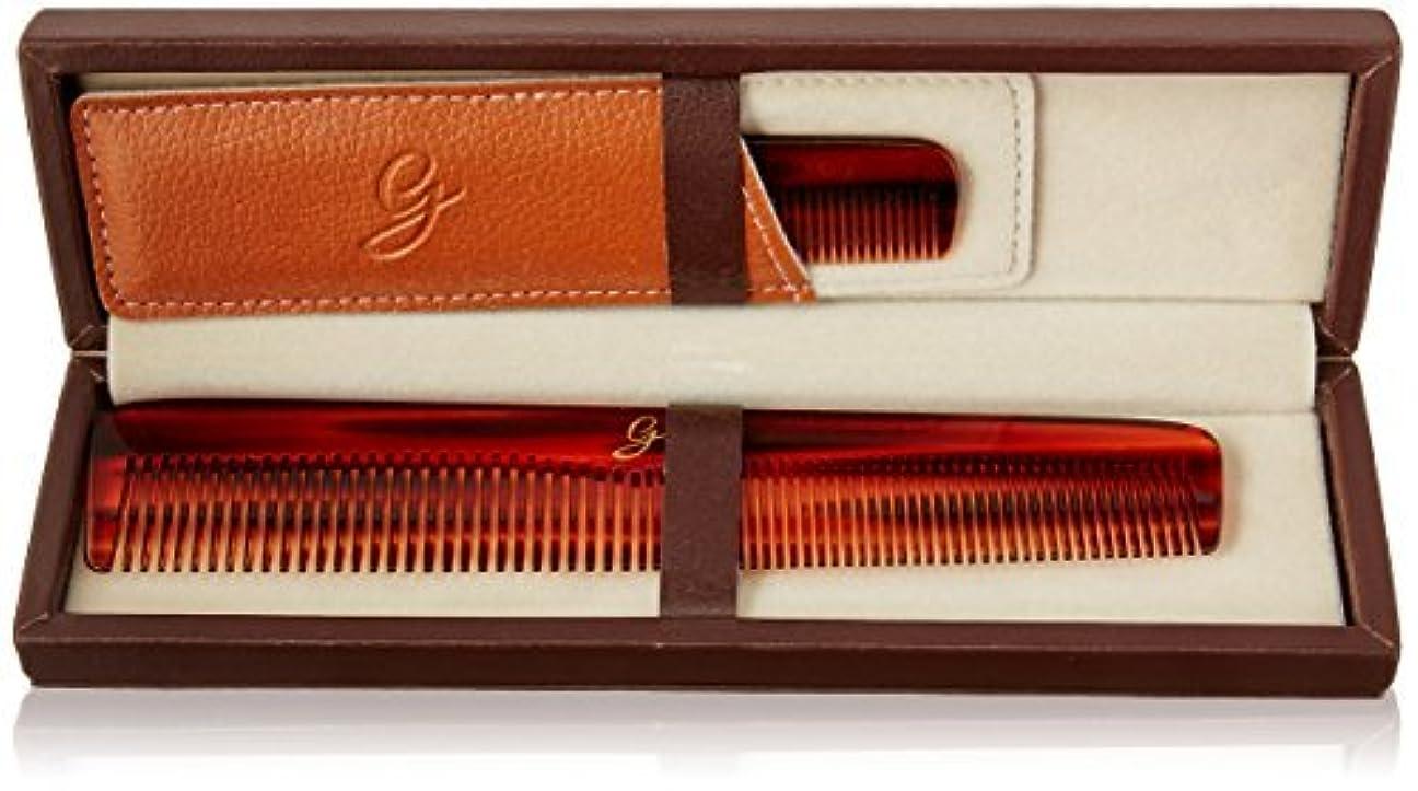 祭り隔離する上げるCreative Hair Brushes The Perfect Gentleman Comb [並行輸入品]