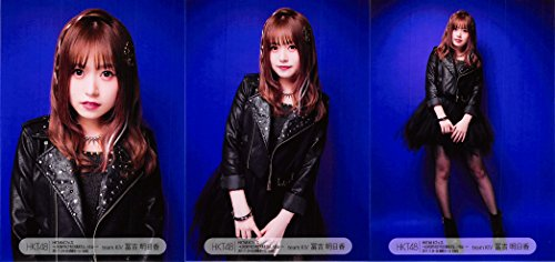 【冨吉明日香】 公式生写真 HKT48 6フェス 6周年記念...