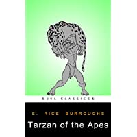 Tarzan Of The Apes: FREE White Fang By Jack London (JKL Classics - Active TOC, Active Footnotes ,Illustrated) (English Edition)