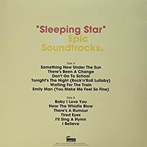 Sleeping Star [12 inch Analog]