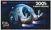 Moebius Models 2001-4 2001 スペースオデッセイ - EVA ポッド 1/18 スケールモデルキット