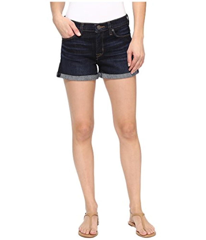 カロリータウポ湖広大な[ハドソン] Hudson レディース Asha Mid-Rise Cuffed Shorts in Novice 3 パンツ Novice 3 24 [並行輸入品]