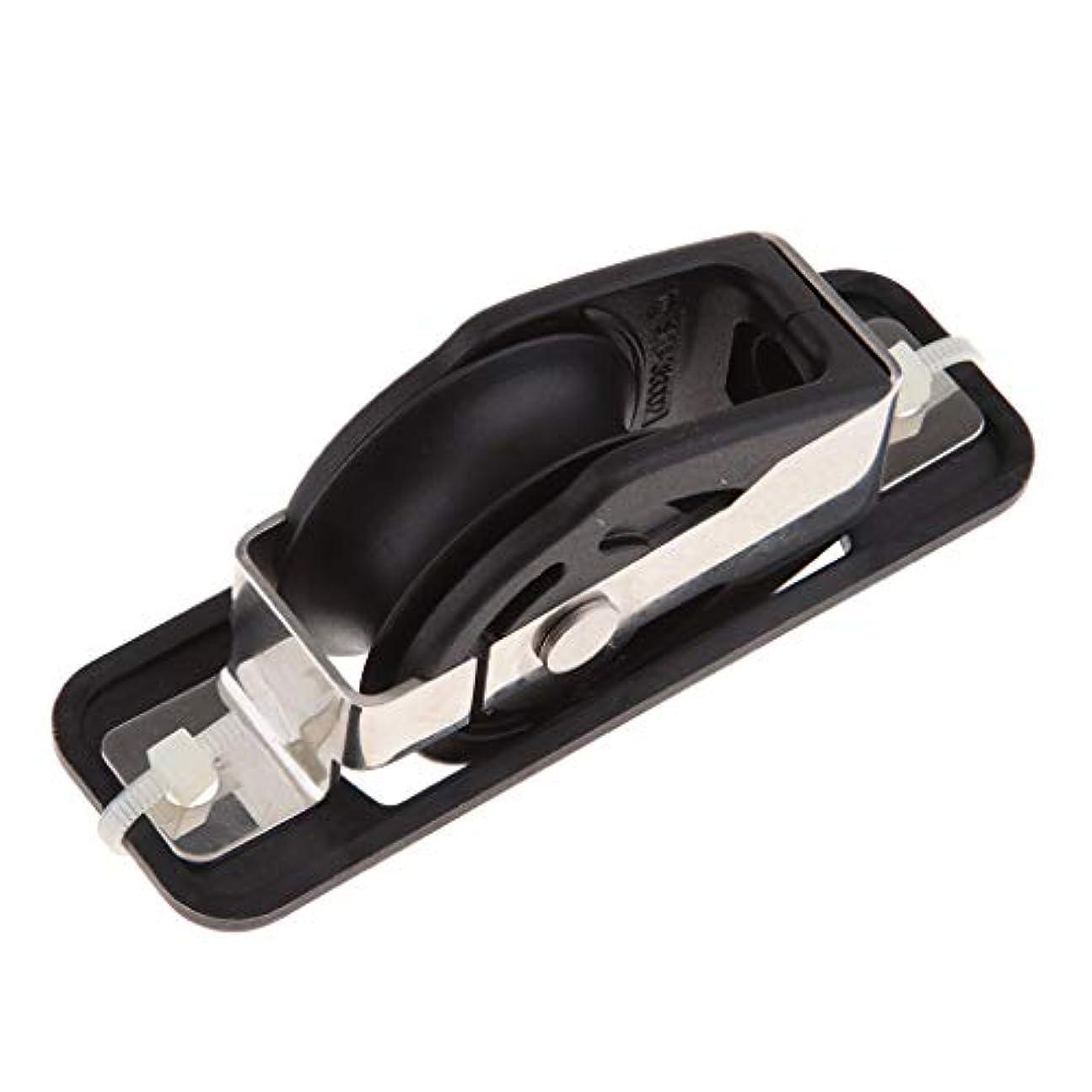 場合確保するショートF Fityle 38mm 単一 滑車軸受けヨット ブロック 高強度