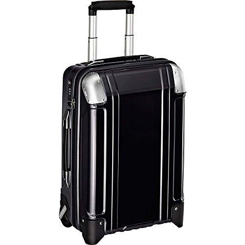 (ゼロハリバートン) Zero Halliburton メンズ バッグ キャリーバッグ Geo Polycarbonate Carry On 2 Wheel Travel Case 並行輸入品
