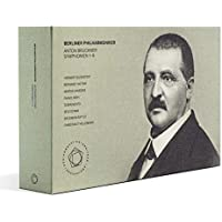 アントン・ブルックナー : 交響曲全集 (Anton Bruckner : Symphonien 1-9 / Berliner Philharmoniker) [9CD+4Blu-ray] [Import] [日本語帯・解説付]