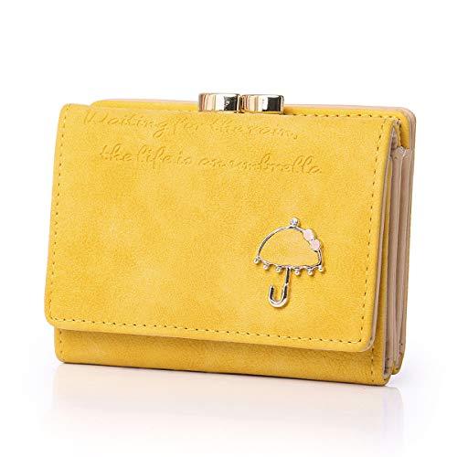 a22b80e161b8 APHISON ミニ財布 レディース 三つ折り 財布 人気 小銭入れ コインケース がま口 小さい財布 カワイイ