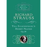 Till Eulenspiegel's Merry Pranks (Dover Miniature Scores)