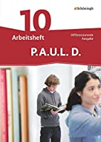 P.A.U.L. D. (Paul) 10. Arbeitsheft. Differenzierende Ausgabe: Persoenliches Arbeits- und Lesebuch Deutsch
