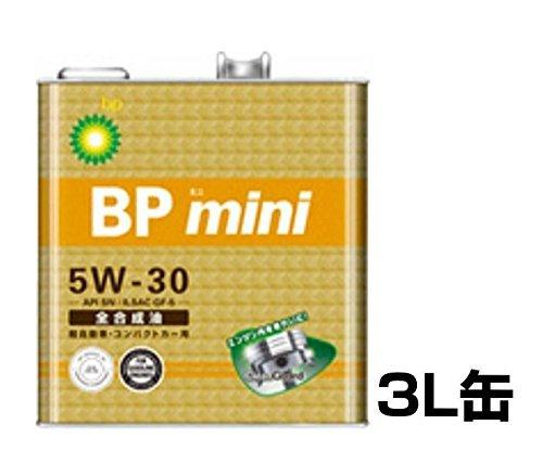 ミニ 5W-30 3L
