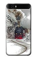 JP1509NX6 蒸気機関車 Steam Train Huawei Nexus 6P ケース