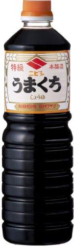 ニビシ醤油 特級うまくち醤油 1000ml