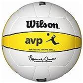 ウィルソンAVP公式屋外バレーボールゲームボール。【並行輸入】