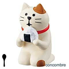 DECOLE concombre(コンコンブル) おむすび猫