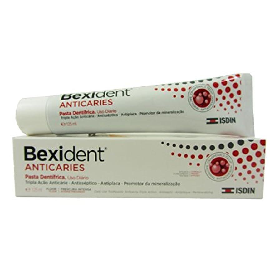 発掘する反射カフェテリアBexident Anti Plaque Toothpaste 125ml [並行輸入品]