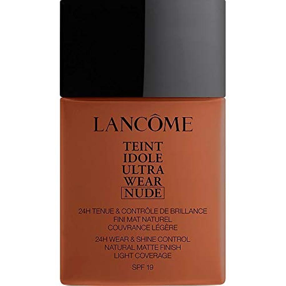 [Lanc?me ] ランコムTeintのIdole超摩耗ヌード財団Spf19の40ミリリットル13.1 - カカオ - Lancome Teint Idole Ultra Wear Nude Foundation SPF19...