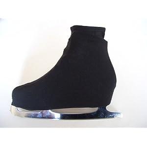 ★靴カバー黒★靴を傷から守り足長効果★Mサイズ