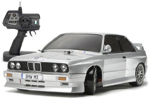 タミヤ 1/10 XBシリーズ No.100 XB BMW M3 E30 SPORT EVO (TT-01Dシャーシ TYPE-E) ドリフトスペック プロポ付き完成品 57800