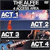 ALL OVER JAPAN 4ACCESS AREA 1988
