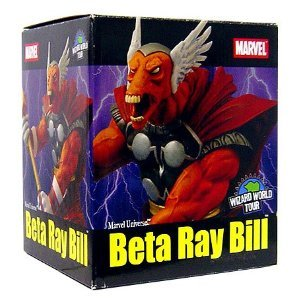 Marvel Universe: Beta Ray Bill (Thor) Wizard ワールド LA Exclusive Bust / マーベル